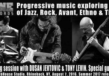 Xavi Reija, Tony Levin, Markus Reuter, Dusan Jevtovic, Moonjune Records