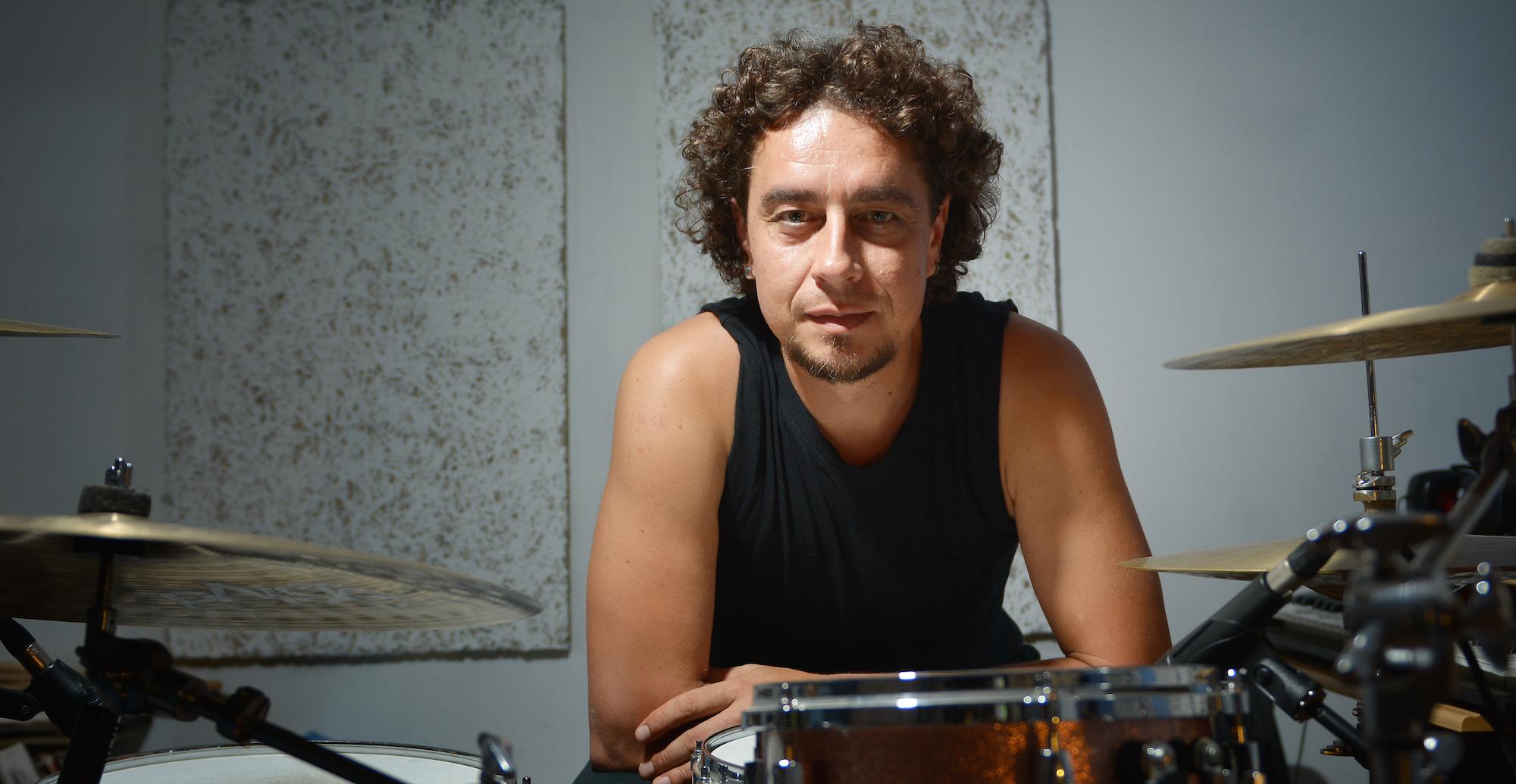 Grabación baterias online, recording drums online